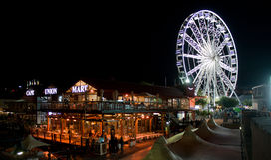 De Waterkant van Cape Town Stock Foto