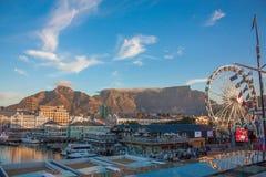 De Waterkant van Kaapstad V&A Royalty-vrije Stock Foto