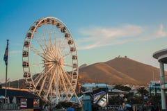 De Waterkant van Kaapstad V&A Royalty-vrije Stock Fotografie