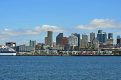 De waterkant van Seattle Royalty-vrije Stock Fotografie