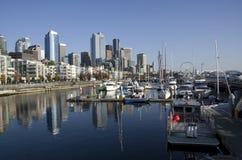De Waterkant van Seattle royalty-vrije stock foto's