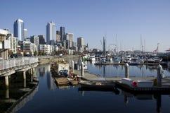 De Waterkant van Seattle royalty-vrije stock foto