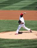 De Waterkruik Kyle van de Kardinalen van MLB St.Louis lohse Stock Foto's