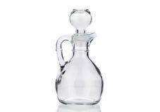 De waterkruik van het glas Royalty-vrije Stock Afbeeldingen