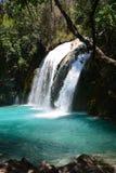 De Waterval Chiapas Mexico van Gr Chiflon stock fotografie