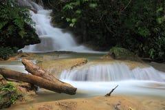 Waterval in Thailand Royalty-vrije Stock Foto