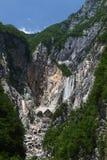 De waterval van Boka Stock Fotografie