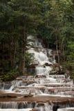 De Waterval van Charoen van de pa Royalty-vrije Stock Afbeelding