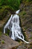 De waterval van de berg Royalty-vrije Stock Foto's