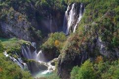 De waterval van de grote wildernis royalty-vrije stock foto's