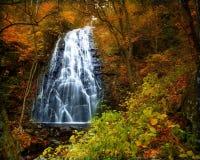 De waterval van de herfst Stock Fotografie