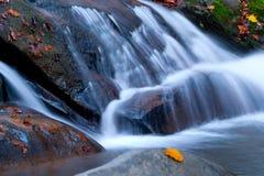 De waterval van de herfst Stock Afbeelding