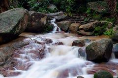 De Waterval van de Knul van Hin Royalty-vrije Stock Fotografie