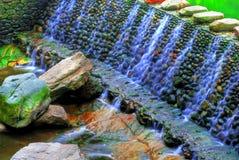 De Waterval van de steen stock fotografie