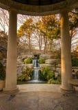 De Waterval van de tuin Royalty-vrije Stock Fotografie