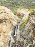 De waterval van de wildernis Royalty-vrije Stock Afbeelding