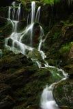 De waterval van de zomer Royalty-vrije Stock Foto