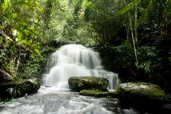 De Waterval van Deang van Mun Royalty-vrije Stock Foto