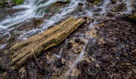 De Waterval van Decorahiowa Royalty-vrije Stock Foto's