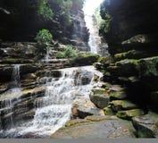 De waterval van Diamantina van Chapada Royalty-vrije Stock Foto
