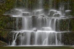 De waterval van Eira van Sgwdjaren, Brecon-Bakens Nationaal Park, Wales royalty-vrije stock afbeeldingen
