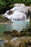 De Waterval van Erawan, Stock Afbeeldingen