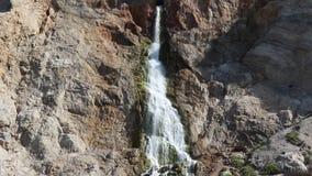 De waterval van Gibraltar stock videobeelden
