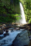 De Waterval van Gila Lombok van Sindang Stock Afbeelding