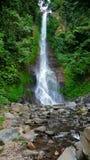 De waterval van Gitgit Stock Foto