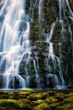 De Waterval van Gollinger (Oostenrijk) Stock Foto's