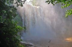 De Waterval van Ha van Misol, Mexico Royalty-vrije Stock Afbeelding