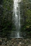 De Waterval van Hawaï Stock Afbeeldingen