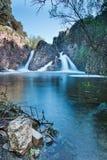 De waterval van Hervidero Royalty-vrije Stock Foto