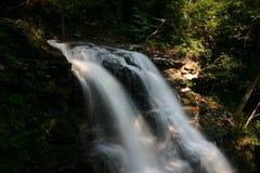 De Waterval van het Park van de Staat van de Nauwe vallei van Ricketts Stock Foto