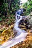 De Waterval van Huaykaew Stock Foto