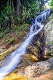 De Waterval van Huaykaew Royalty-vrije Stock Afbeeldingen