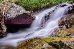 De Waterval van Huaykaew Stock Foto's