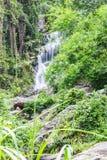 De waterval van Huaykaew in Chiangmai, Thailand Royalty-vrije Stock Afbeelding