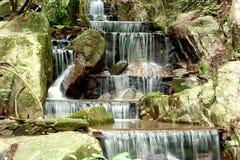 De waterval van Kao chon Stock Afbeeldingen