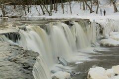 De waterval van Keila stock foto