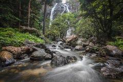 De Waterval van Khlonglarn Stock Foto's