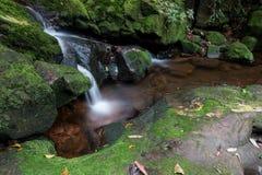 De waterval van Mae Khamin van Huay, Thailand Royalty-vrije Stock Afbeelding