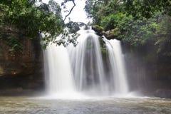 De waterval van MAI van Kluay van de pa Stock Fotografie