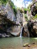 De waterval van Momin Skok in Bulgarije royalty-vrije stock afbeelding