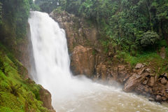 De waterval van Narok van Haew Royalty-vrije Stock Fotografie