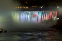 De Waterval van NiagaraFall Stock Fotografie