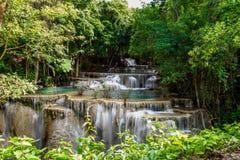 De waterval van Nice in Thailand Royalty-vrije Stock Fotografie