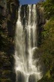De Waterval van Pistyllrhaeadr – Hoge waterval in Wales, Verenigde Ki Royalty-vrije Stock Foto's