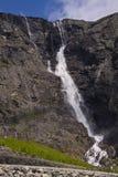 De waterval van Stigfossen Royalty-vrije Stock Fotografie