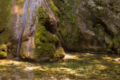 De waterval van Susara Royalty-vrije Stock Foto